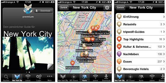 Reiseführer New York, Dublin, Lissabon, St. Petersburg und Dresden heute kostenlos
