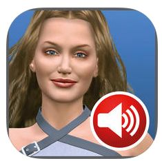Voice Reader Icon