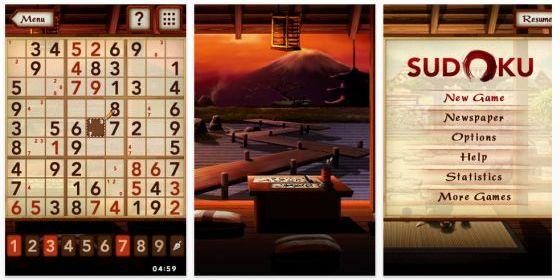 Sudoku von Electronic Arts kurzzeitig kostenlos
