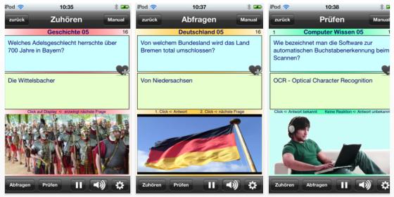 14.000 Fragen Allgemeinbildung Wissenstraining Screenshots