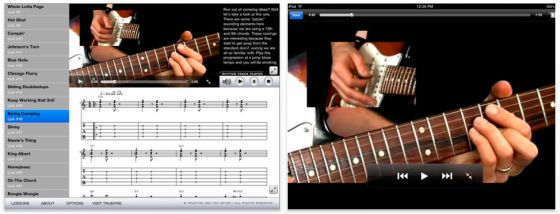50 Blues Guitar Licks Screenshots