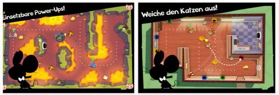 Spy Mouse und Spy Mouse HD heute kostenlos – kannst Du den Käse stehlen?