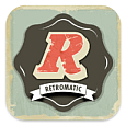 Retromatic Logo