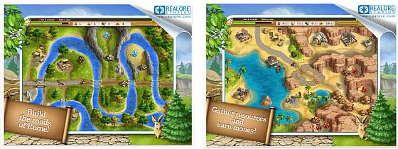 Roads of Rome ist gerade kostenlos – Zeitmanagement-Spiel für iPhone und iPad