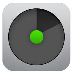 Timer App mit klarem Design heute kostenlos für iPhone und iPod Touch