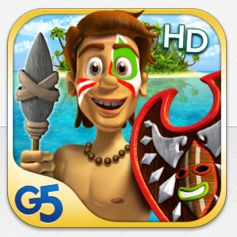 Zeitmanagement-Spiel Youda Survivor in der Vollversion gratis für iPhone, iPod Touch und iPad