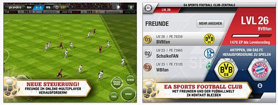 Kurztipp: FIFA 13 by EA Sports für iPhone und iPad gerade im Angebot
