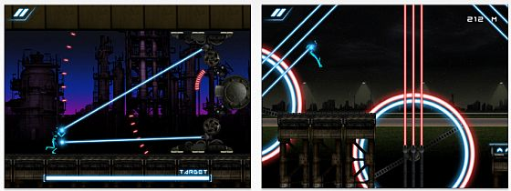 Neuartiges Jump and Run Spiel für iPhone und iPad heute kostenlos