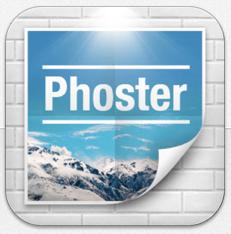 Mit Phoster tolle Poster und Karten herstellen – bis morgen früh gratis