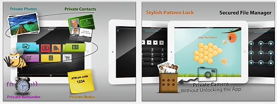 MyThings for iPad Screenshots