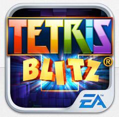 Mit dem kostenlosen Tetris Blitz von Electronic Arts geht es gegen die Zeit