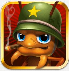 Waldboden-Krimispiel Anthill heute kostenlos für iPhone, iPod Touch und iPad