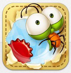 Rette die niedlichen Käfer im gerade kostenlosen Spiel Jump out! für iPhone und iPod Touch