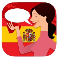 Lerne Spanisch mit EasyLang Pro Icon