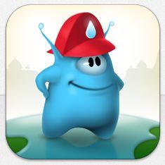 Wasserphysik-Spiel Sprinkle bis nächsten Donnerstag kostenlos für iPhone und iPad
