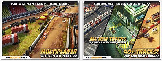 Mini Motor Racing Screenshots