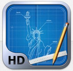 Blueprint 3D für iPhone, iPod Touch und iPad kurzzeitig kostenlos