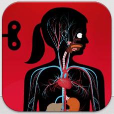 Der Menschliche Körper als App der Woche bis nächsten Donnerstag kostenlos