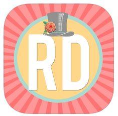 Rhonna Design heute gratis – tolle App zum Beschriften von Bildern mit vielen Möglichkeiten