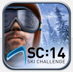 Ski Chasllenge 14 Icon