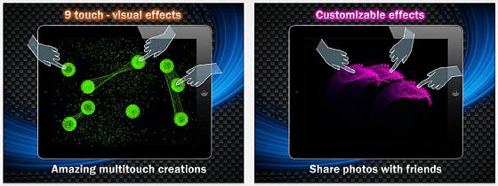 Finger Works Pro Screens