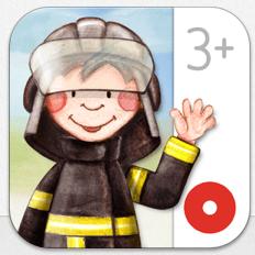 Feuerwehr-Wimmelbuch-App für die Kleinen kostenlos als App der Woche
