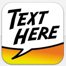 Mit Text Here auf iPad und iPhone schnell und einfach Fotos mit Texten ergänzen