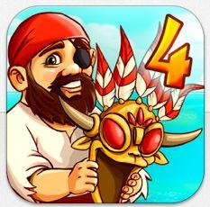 Island Tribe 4 zum ersten Mal als Vollversion kostenlos für iPhone und iPad