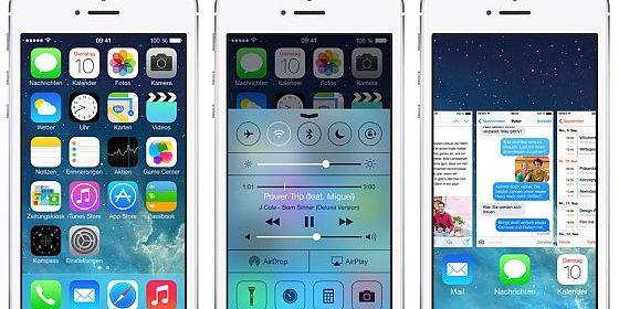 Update auf iOS 7.1.1 behebt vor Allem gefährliche Sicherheitslücken