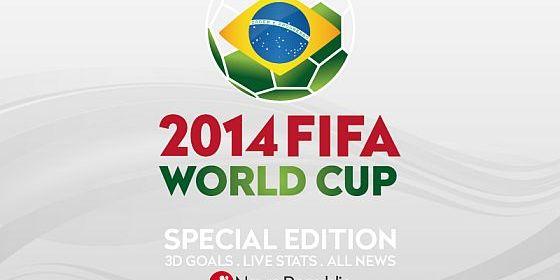 Fünf Gründe, warum News Republic die nützlichste App für die Fußball-WM ist