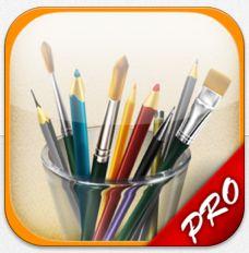 Malen auf dem iPad: My Brushes Pro als Vollversion kurzzeitig kostenlos