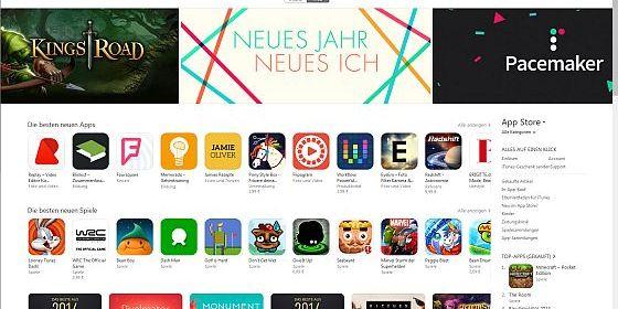 Apps werden teurer – neuer Mindestpreis im App Store liegt bei 99 Cent