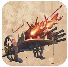Der Kampf um Leonardo da Vincis Kriegsmaschinen entbrennt im Europa des 16. Jahrhunderts