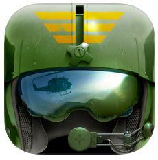 Und hier die Zivilvariante: Fliege einen Lieferhubschrauber und erledige Missionen