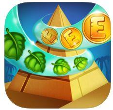 Cradle of Egypt (Premium) für das iPad: Match-3-Spiel lässt Dich die Geschichte Ägyptens nachspielen