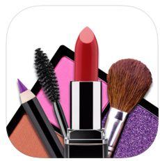 Die kostenlose mobile Kosmetiktasche – per App sehen, wie Makeovers bei Dir wirken