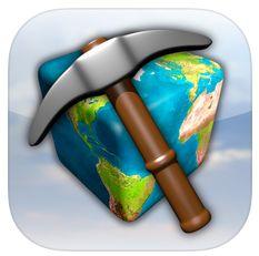 Block Earth in der Vollversion kostenlos für iPhone und iPad: Minecraft-artiges Spiel mit 40.000 Welten