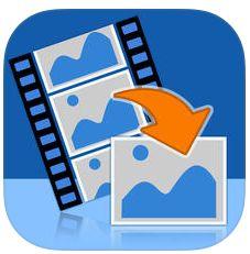 Video to Photo Grabber Icon