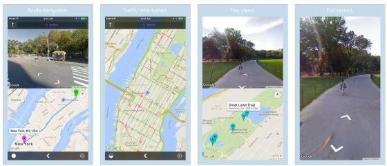 Die Kombination von Google Maps mit Google Street View macht grundsätzlich Sinn, hier ist aber noch Verbesserungsbedarf.