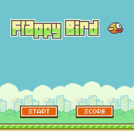 Flappy Bird Clone Source Code