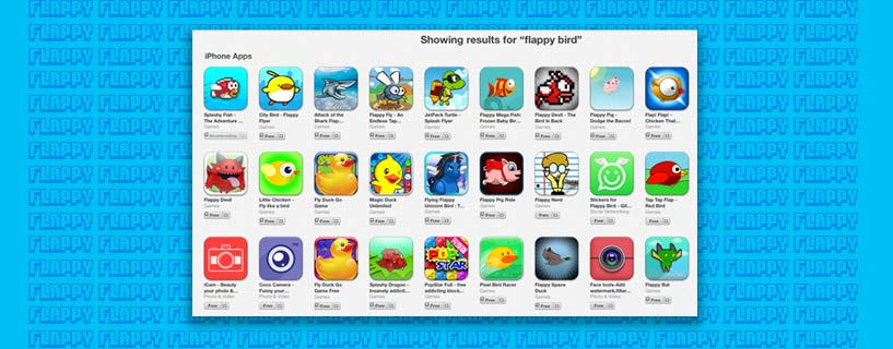 """Flappy"" Apps Return to the iOS App Store"