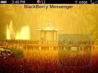 Tema para BlackBerry
