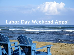 Labor day weekend apps
