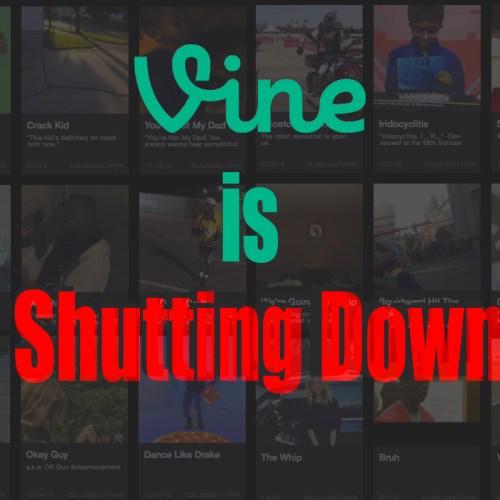 vine-is-shutting-down