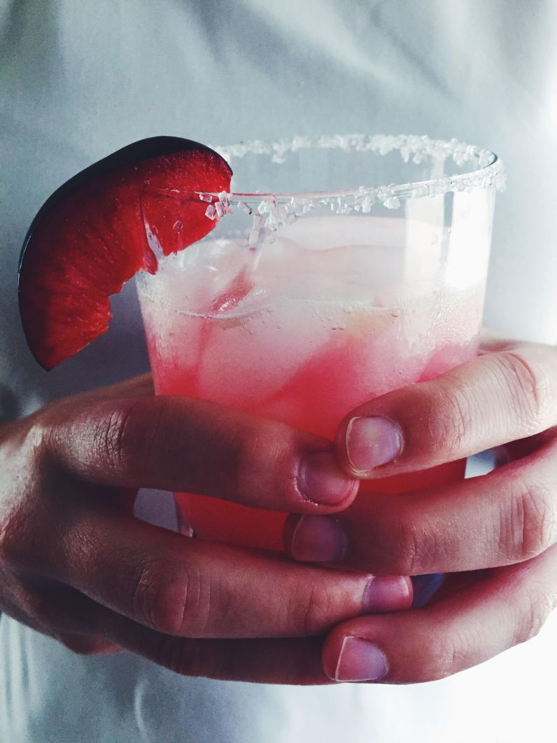 Sugar Plum Margarita