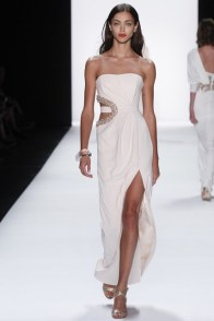Badgley Mischka Spring 2016 RTW