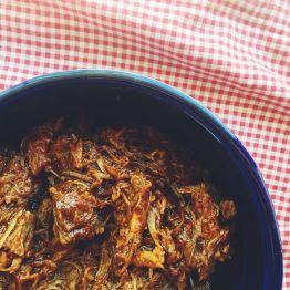 Pressure Cooker Pulled Pork