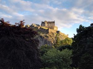 UK - Edinburgh Castle