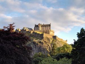 UK - Edinburgh, The Castle