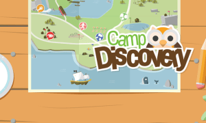 Autism Learning Games: Camp Discovery
